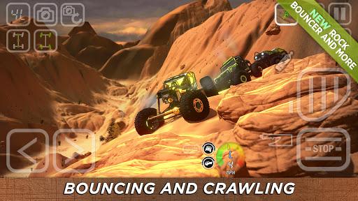 4x4 Mania: SUV Racing Apkfinish screenshots 2