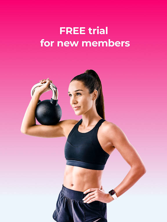 SWEAT: Fitness App For Women  poster 8