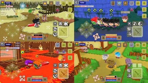 Silverpath Online - MMORPG 2.0066 screenshots 7