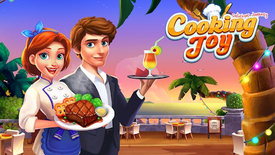 Cooking Joy - Super Cooking Games, Best Cook! 1.2.8 Screenshots 5