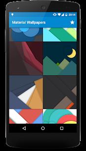 Material Wallpapers: Infinite 2.1.0 Download APK Mod 1