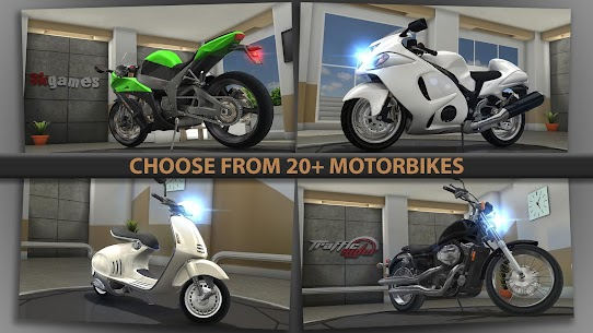 Traffic Rider APK Download 11