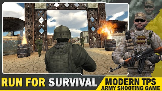 Cover Commando Strike – Shooting Games Hack Cheats (iOS & Android) 4
