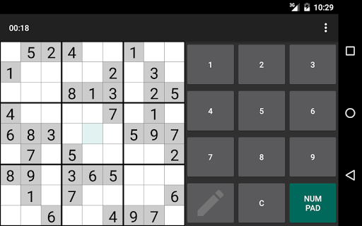 Open Sudoku 3.6.0 screenshots 14