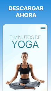 5 minutos de yoga Screenshot