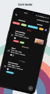 Todo Tasks, Planner and Reminder + Widget ✓ Screenshot
