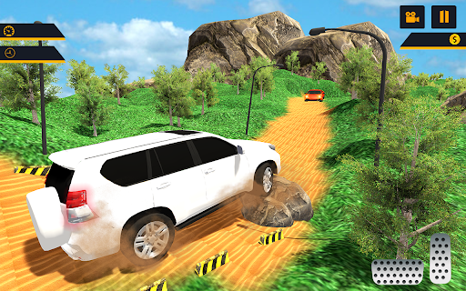 Real Prado Car Games 2020 : Cruiser Car Games 2021 android2mod screenshots 13