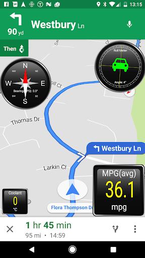 Torque Dashboard Plugin 1.4 Screenshots 2