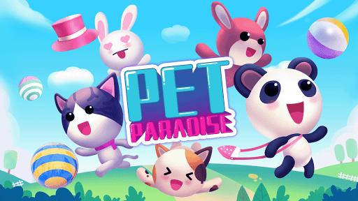 Pet Paradise-My Lovely Pet  screenshots 1