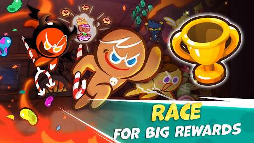 Cookie Run: OvenBreak - Endless Running Platformer 7.102 screenshots 8