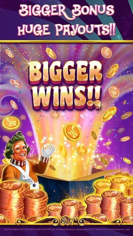 Willy Wonka Slots Free Casino  poster 1