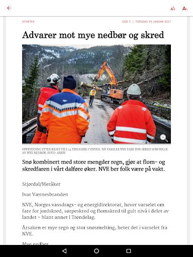 Bladet eAvis 6.3.0 screenshots 9