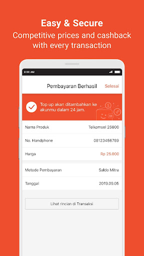 Mitra Shopee: Sell Top up, Game Voucher and Bills  Screenshots 4