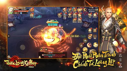Thiu00ean Long Ku1ef3 Hiu1ec7p screenshots 2