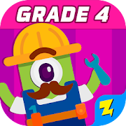 4th Grade Math: Fun Kids Games - Zapzapmath Home