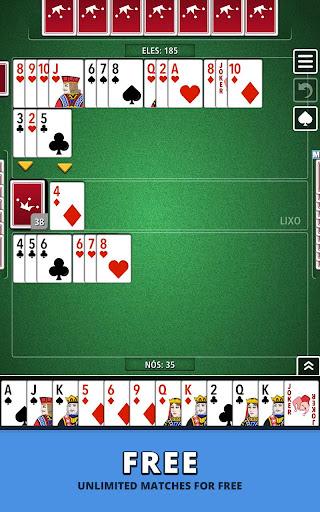 Buraco Canasta Jogatina: Card Games For Free 4.1.3 Screenshots 9