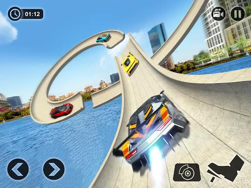 Impossible GT Car Racing Stunts 2021 Apkfinish screenshots 13