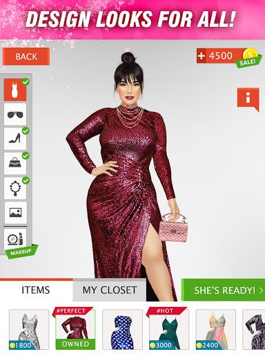 International Fashion Stylist - Dress Up Games  screenshots 15
