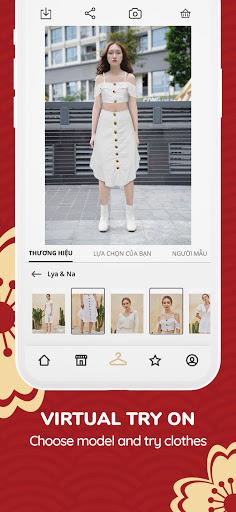 Smart Fashion: Try-on, Stylist & Shopping 1.2.4 Screenshots 4