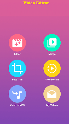 Video Editor 5.3.5 Screenshots 1