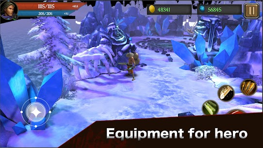 RPG Combat 3D Mod Apk 1.0 (Large Amount of Currency) 1