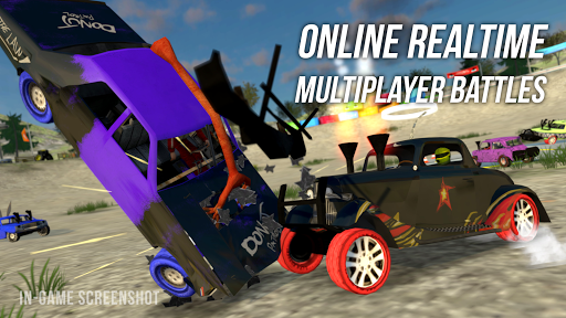 Demolition Derby Multiplayer 1.3.6 screenshots 5