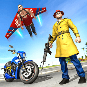 Gangster Crime Simulator 2021