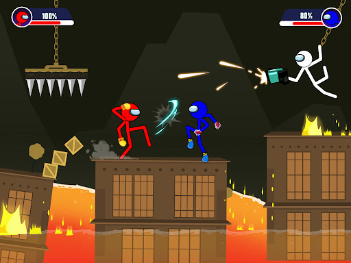 Stick Fights: Stickman Battle 1.0 screenshots 3