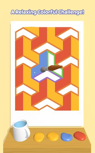 Paint Puzzle screenshots 10