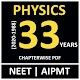 33 YEARS NEET PHYSICS CHAPTERWISE SOLUTION