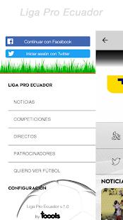 LigaPro Ecuador 1.0.7 Screenshots 3