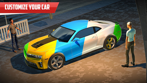 Car Driving School Simulator 2021: New Car Games 1.0.11 screenshots 6
