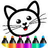 Bini Drawing for Kids! Learning Games for Toddlers icon