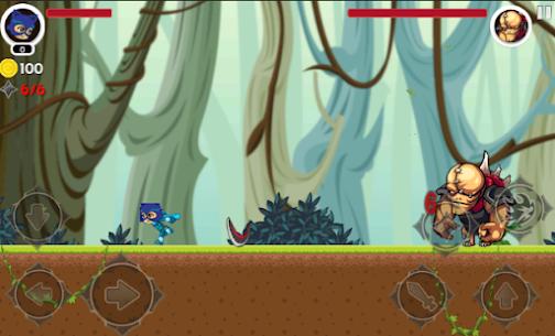 God Warrior Super Hero Fight dragon Legends Battle MOD APK (ENEMY CANT ATTACK) 4