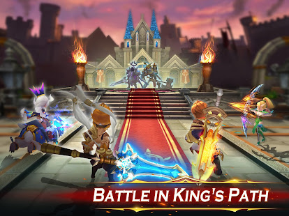 Pocket Knights 2 screenshots 14
