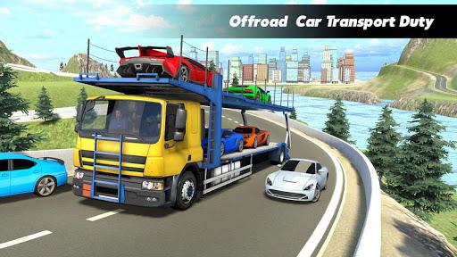 Car Transport Truck Games : Cruise Ship Simulator 1.0.9 Screenshots 10