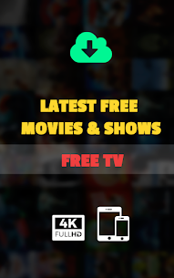 Free HD Movies  TV Shows 🎬 Watch Now Apk Download NEW 2021 1