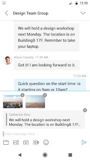 Cisco Jabber modavailable screenshots 3