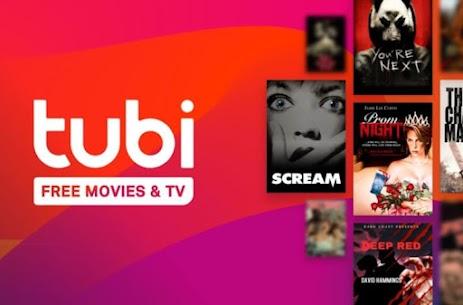 TUBI TV APK- DOWNLOAD MOVIES & TV SHOWS 1