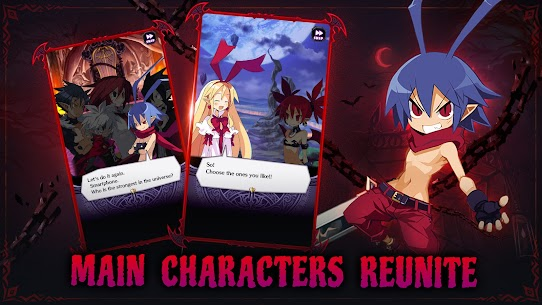 DISGAEA RPG (MOD, Unlimited Money) For Android 2