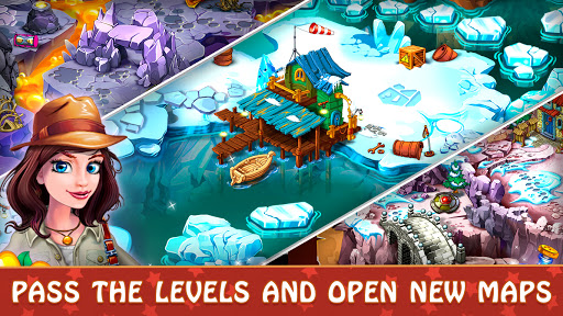 Magica Travel Agency - Match 3 Puzzle Game 1.3.0 screenshots 19