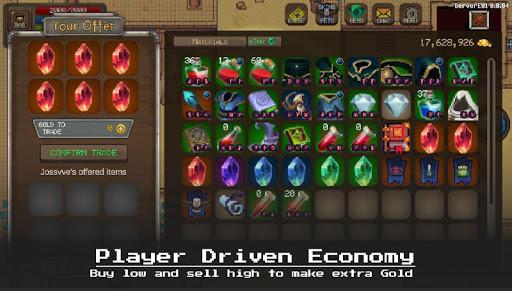 MMORPG Laurum Online - RPG - Pixel MMO - PVP 1.5-hf1 screenshots 6