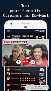 Rheo – Game Livestream APK Download For Android 4