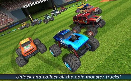 AEN Monster Truck Arena 2017 Screenshot