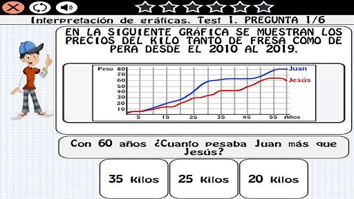 Matemu00e1ticas 12 au00f1os 1.0.20 screenshots 6