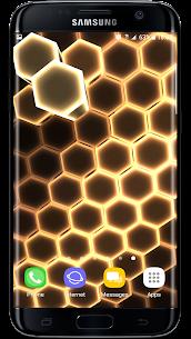 Hex Particles II 3D Live Wallpaper APK 3