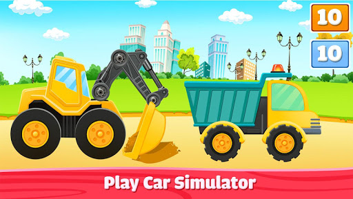 Cars for kids - Car sounds - Car builder & factory 1.3.4 screenshots 14