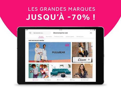 Showroomprivu00e9 : ventes privu00e9es de grandes marques  Screenshots 16