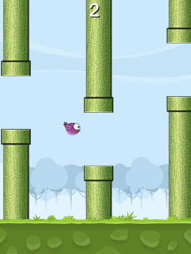 Super idiot bird 1.3.8 screenshots 1