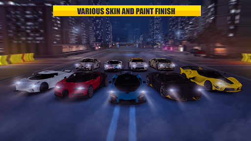 Code Triche FAST STREET : Epic Racing & Drifting (Astuce) APK MOD screenshots 4